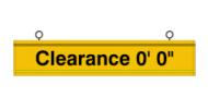 Clearance Bar (3 Feet)