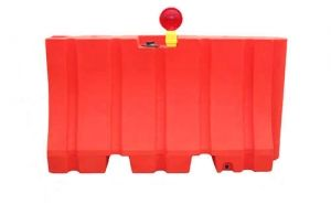 "Safety Traffic Barrier 42""x 72"" - MASH Approved"