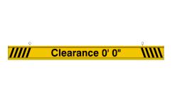 Clearance Bar (7 Feet)