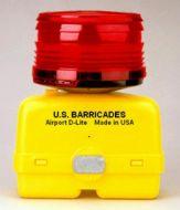 Airport Construction Warning Light (6v D-Type)