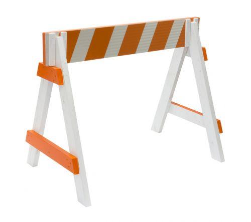 A-Frame Wood Parade Barricade 5FT