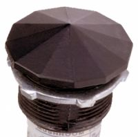Mushroom Cap Flasher Solar 6 24vdc Usa Made U S