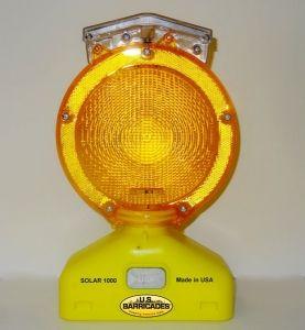 Solar Barricade Light - Type A & C
