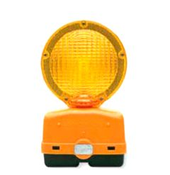 Economy Barricade Flasher - Incandescent Type A and C