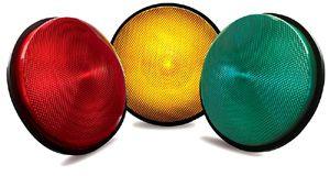 GTx LED Traffic Signals (200mm) 120V - NEW!
