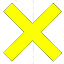 Temporary Closure Markers