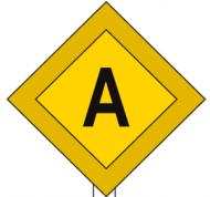 Marine Dayboard Yellow