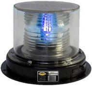 Solar Buoy Navigation Light - Blue - 2 NM