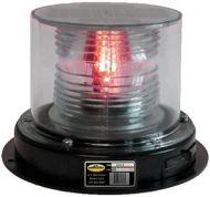 Solar Buoy Navigation Light - Red - 2 NM