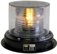 Solar Buoy Navigation Light - Yellow - 2 NM