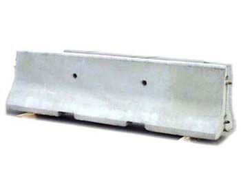 Highway Median Barrier 5' (Concrete)