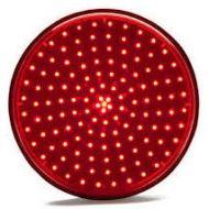 "Level Crossing LED Signal - Pixelated 12"" (300mm) AC"