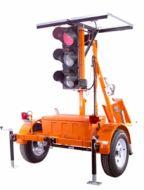 Solar Traffic Signal 2000