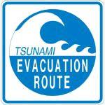 TSUNAMI EVACUATION ROUTE (EM-1A)