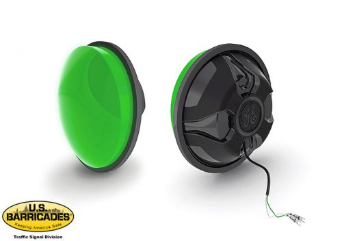 "GE GTx Traffic Signal Module 8"" (200mm) Green LED"