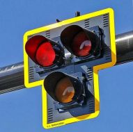 HAWK – High-Intensity Activated Crosswalk Pedestrian Beacon System - VAC Power