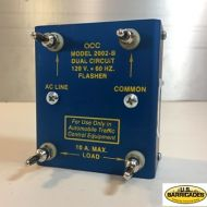 4-Pin Plug In Traffic Signal Flasher - Econolite