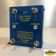 4-Pin Plug In Traffic Signal Flasher - Marbelite