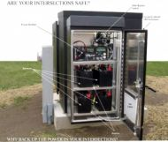 Traffic Signal UPS - Uninterruptable Power Supply
