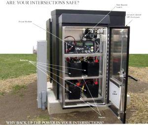 Traffic Signal UPS - Uninterruptable Power Supply