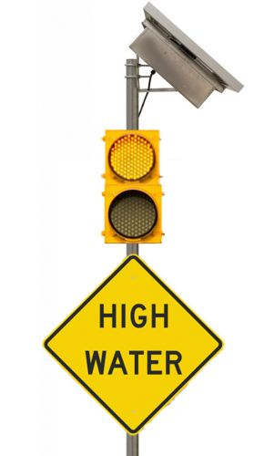 High Water Flood Detection System - Solar