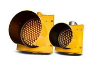 Warning Beacon - Polycarbonate 8 inch (vac)