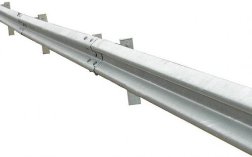Highway Guardrail (W-Beam) 12gu. Galvanized