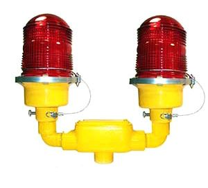 Airport Obstruction Light (dual head)