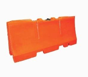 Plastic Water Barrier 32 x 72