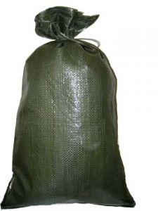Military Green 14x26 Polypropylene Sandbag