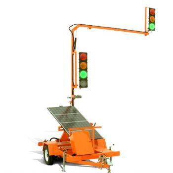 Temporary Traffic Lights System TTL-600
